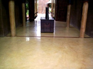Advanced Cement - Floorcote Cement floor System